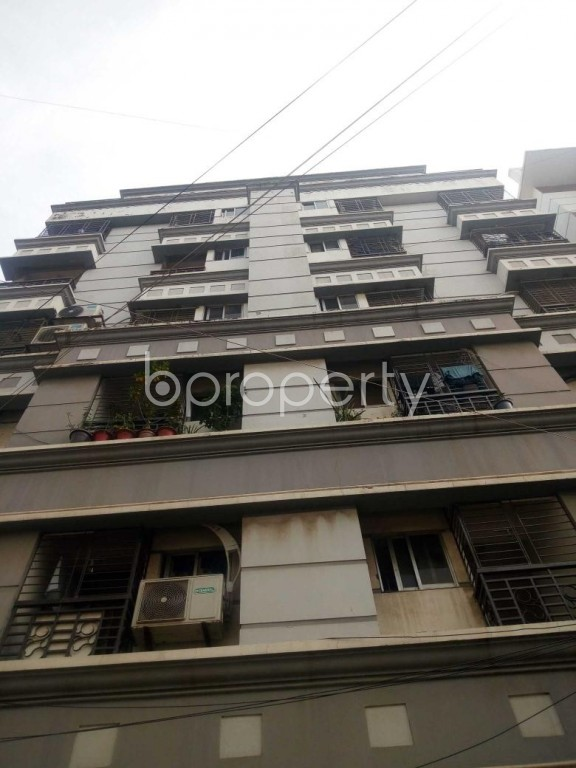 Front view - 3 Bed Apartment to Rent in Uttara, Dhaka - 1944493