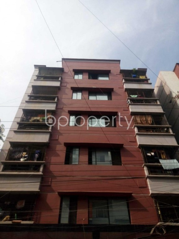 Front view - 3 Bed Apartment to Rent in Uttara, Dhaka - 1944497