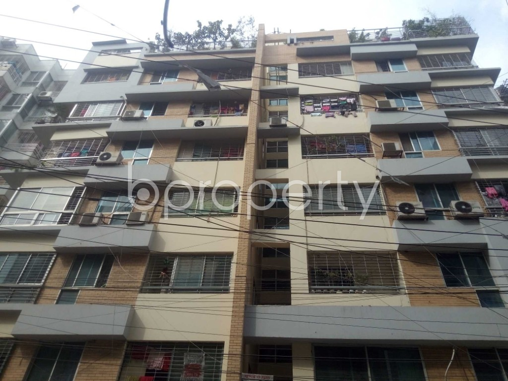 Outside view - 3 Bed Apartment to Rent in Shiddheswari, Dhaka - 1944512
