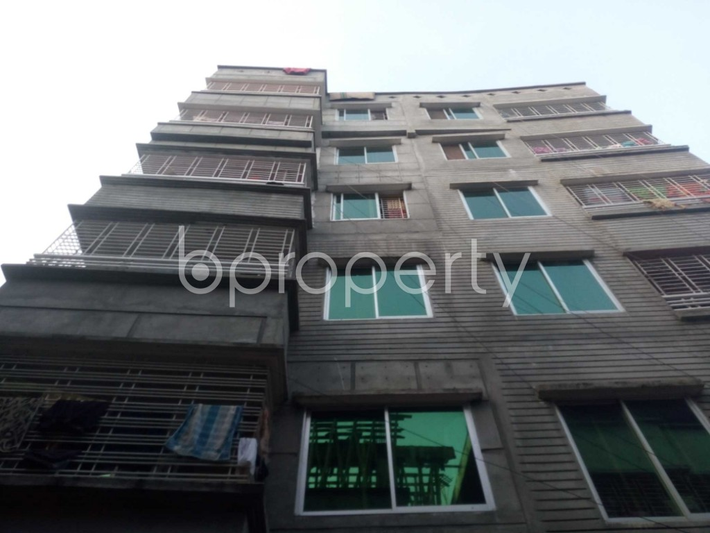 Outside view - 2 Bed Apartment to Rent in Khilkhet, Dhaka - 1944511