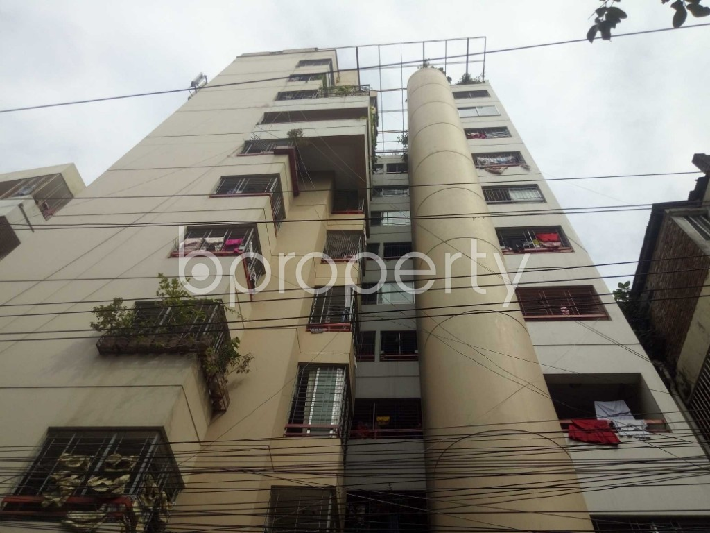 Outside view - 4 Bed Apartment to Rent in Shiddheswari, Dhaka - 1944517