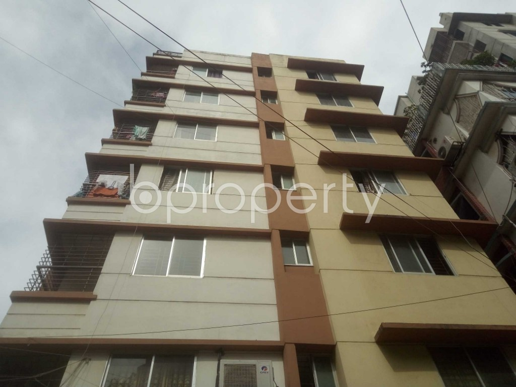 Front view - 3 Bed Apartment to Rent in Mirpur, Dhaka - 1944502