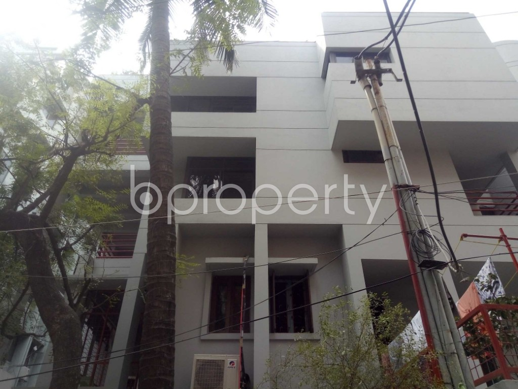 Outside view - 3 Bed Apartment to Rent in Shiddheswari, Dhaka - 1944520