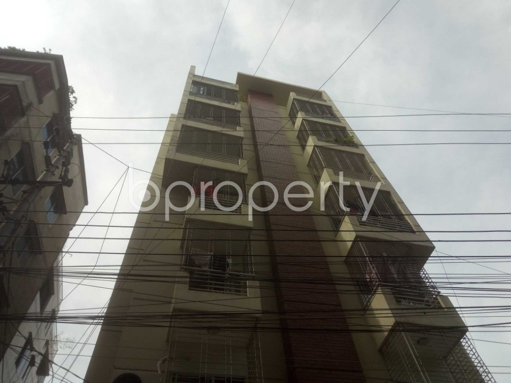 Front view - 3 Bed Apartment to Rent in Mirpur, Dhaka - 1944529