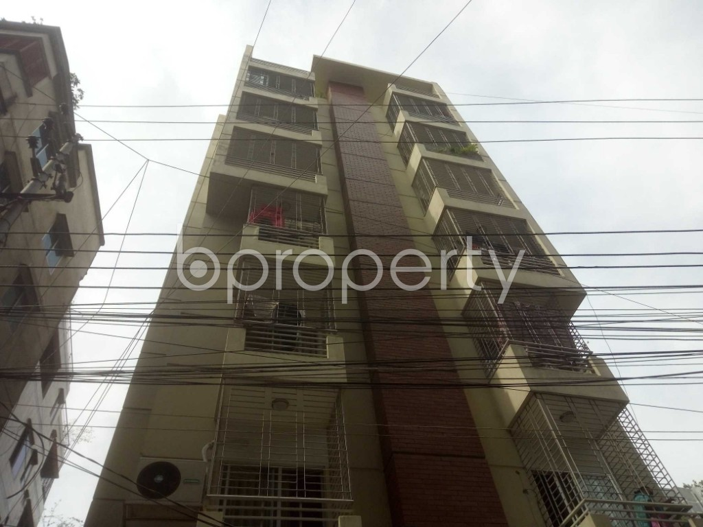Front view - 3 Bed Apartment to Rent in Mirpur, Dhaka - 1944533