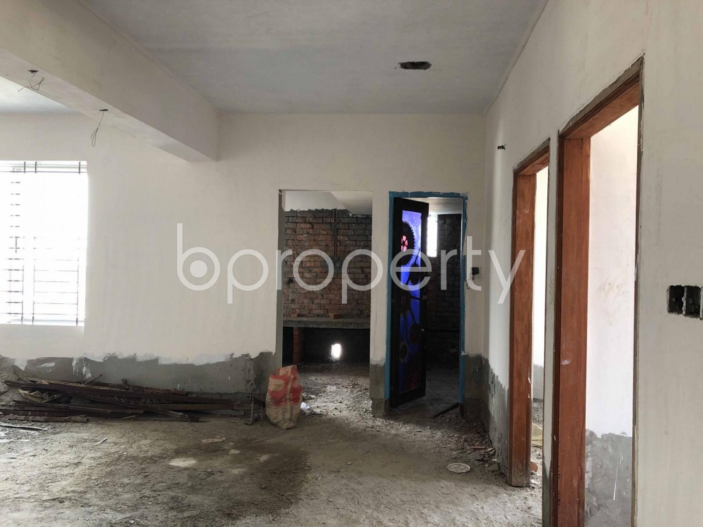 Dining area - 3 Bed Apartment for Sale in Maniknagar, Dhaka - 1937324