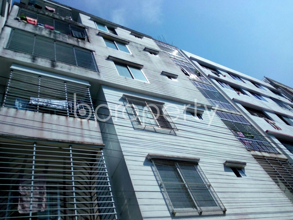 Outside view - 2 Bed Apartment to Rent in Bayazid, Chattogram - 1944538