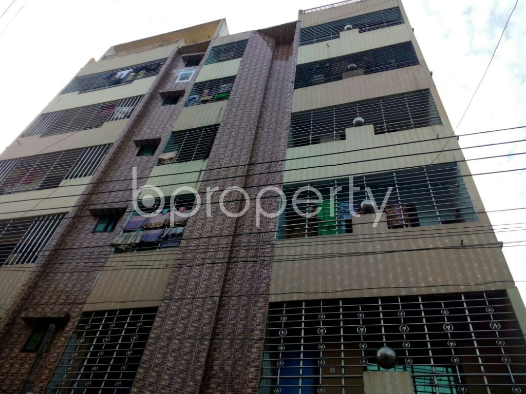 Outside view - 2 Bed Apartment to Rent in Bayazid, Chattogram - 1944539