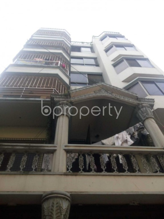 Front view - 2 Bed Apartment to Rent in Uttara, Dhaka - 1944558