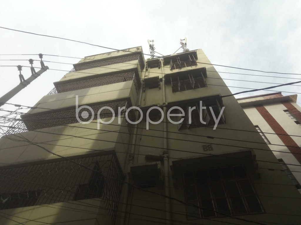 Front view - 2 Bed Apartment to Rent in Mirpur, Dhaka - 1944548