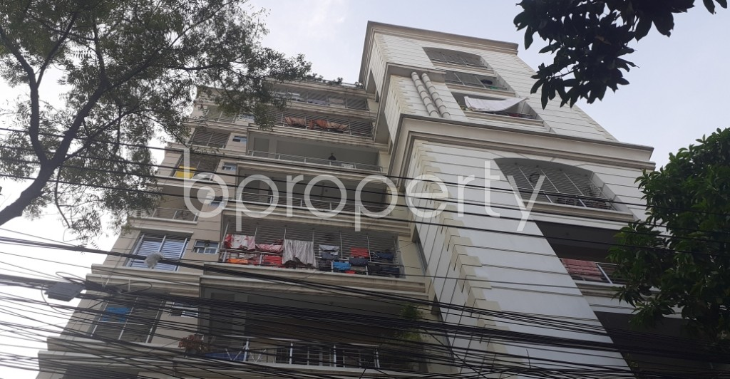 Front view - 4 Bed Apartment to Rent in Uttara, Dhaka - 1944560