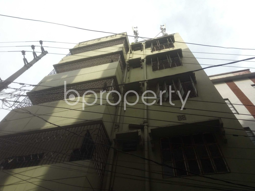 Front view - 1 Bed Apartment to Rent in Mirpur, Dhaka - 1944554