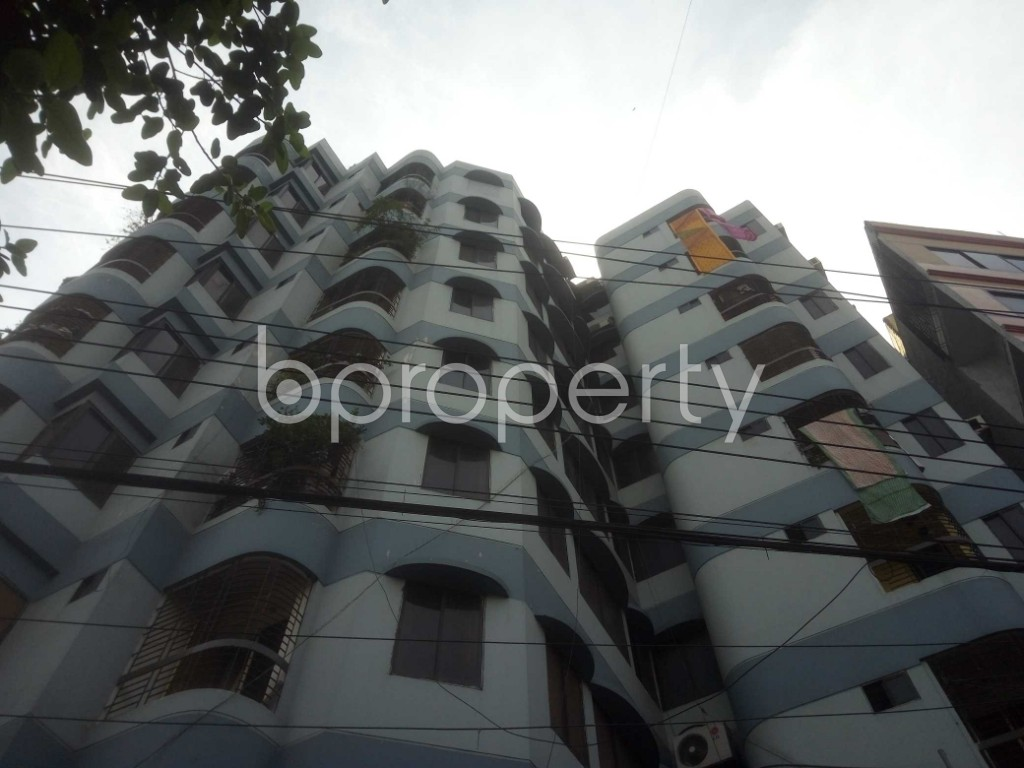 Front view - 2 Bed Apartment to Rent in Mirpur, Dhaka - 1944557