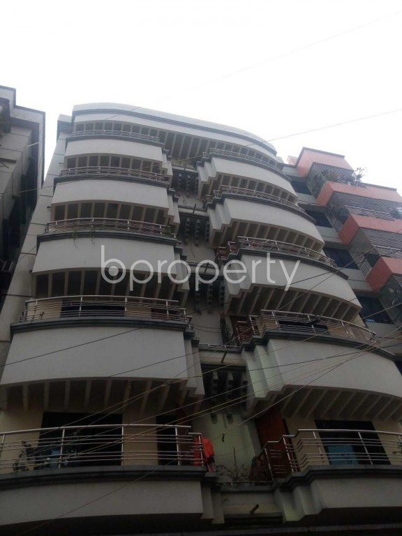Front view - 3 Bed Apartment to Rent in Uttara, Dhaka - 1944565