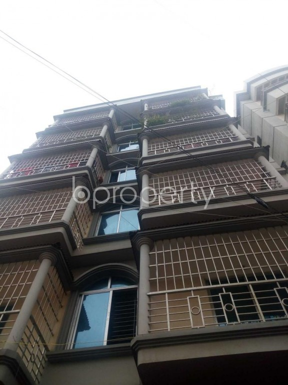 Front view - 3 Bed Apartment to Rent in Uttara, Dhaka - 1944566