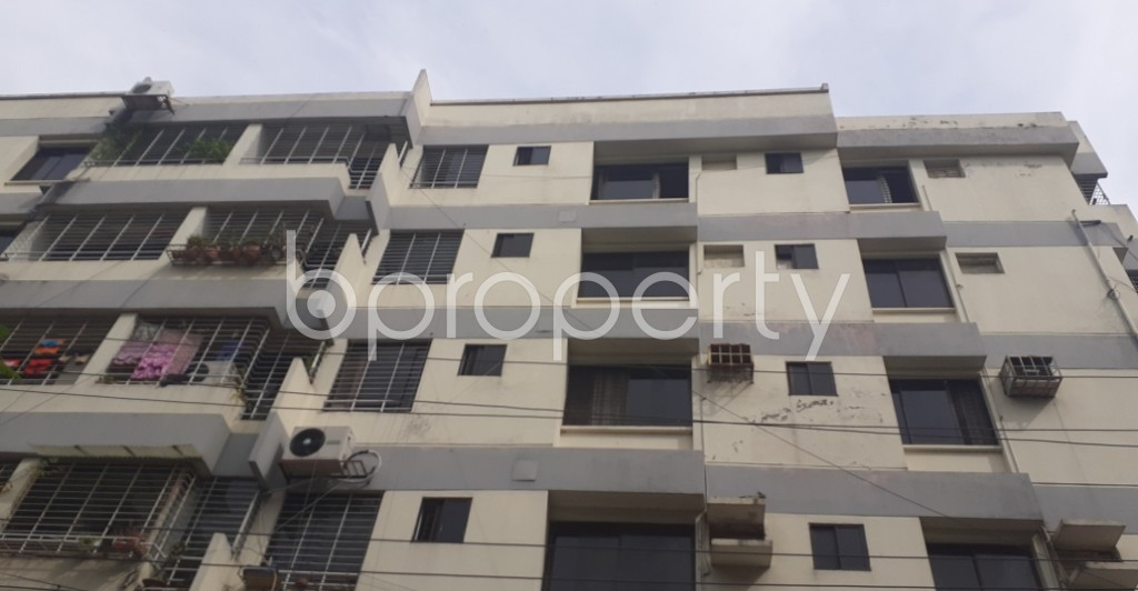 Front view - 3 Bed Apartment to Rent in Uttara, Dhaka - 1944569
