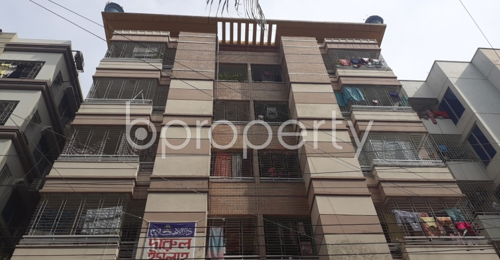 Front view - 3 Bed Apartment to Rent in Uttara, Dhaka - 1944570
