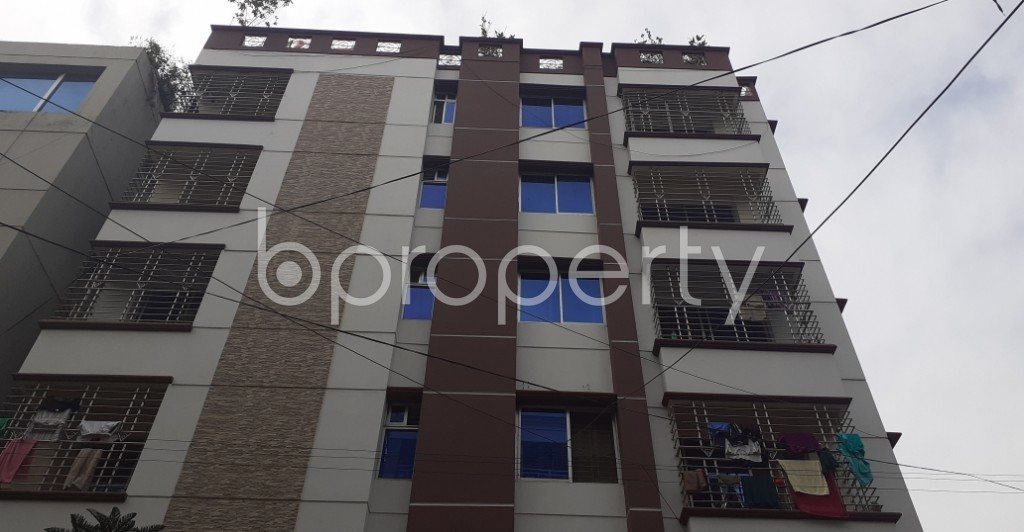 Front view - 3 Bed Apartment to Rent in Uttara, Dhaka - 1944575