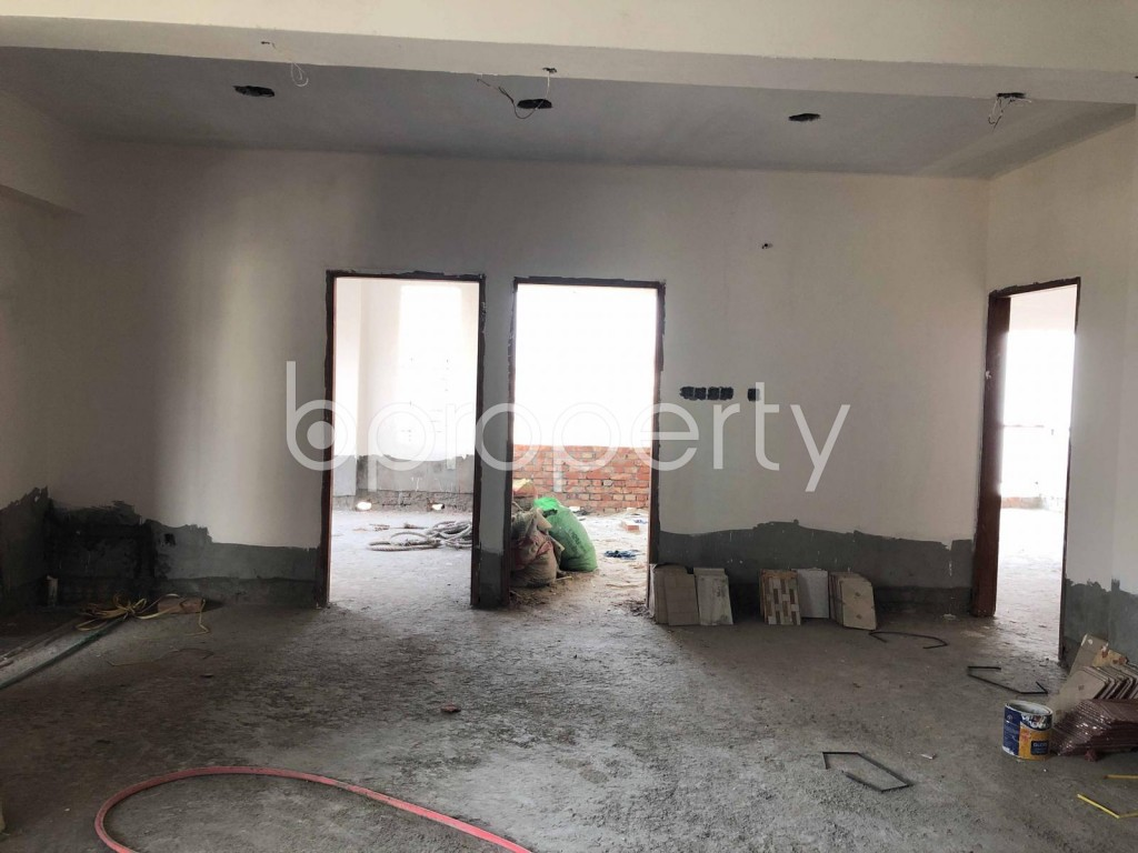 Dining area - 3 Bed Apartment for Sale in Maniknagar, Dhaka - 1937325