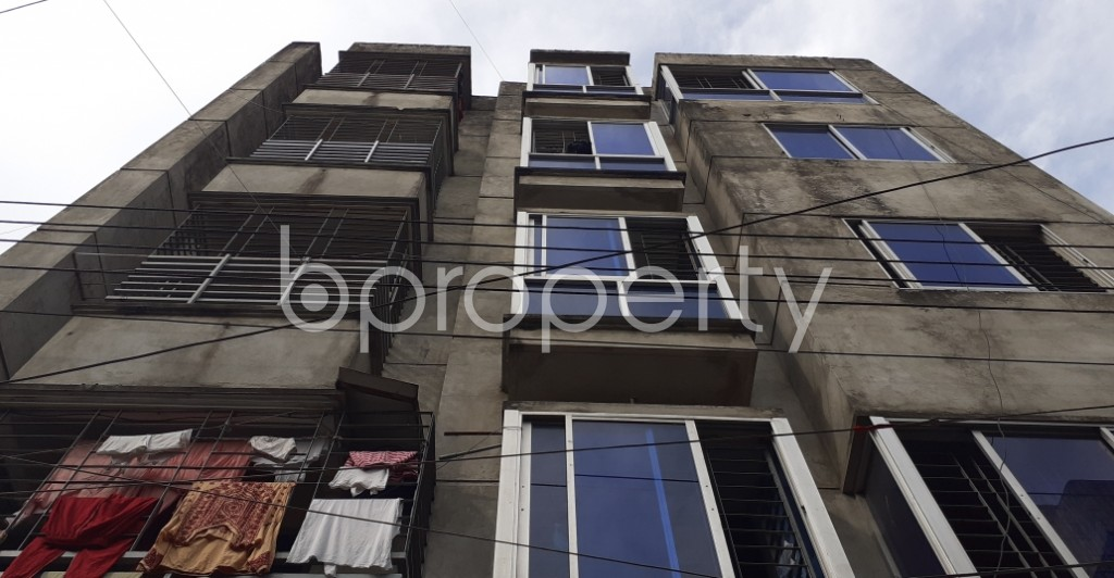 Front view - 2 Bed Apartment to Rent in Mohammadpur, Dhaka - 1944589