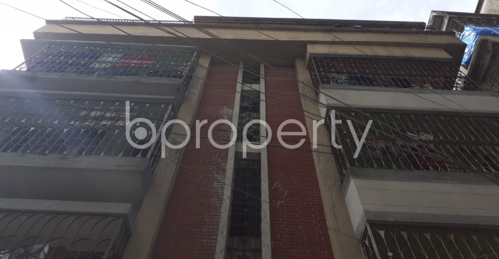 Outside view - 2 Bed Apartment to Rent in Dhanmondi, Dhaka - 1944596