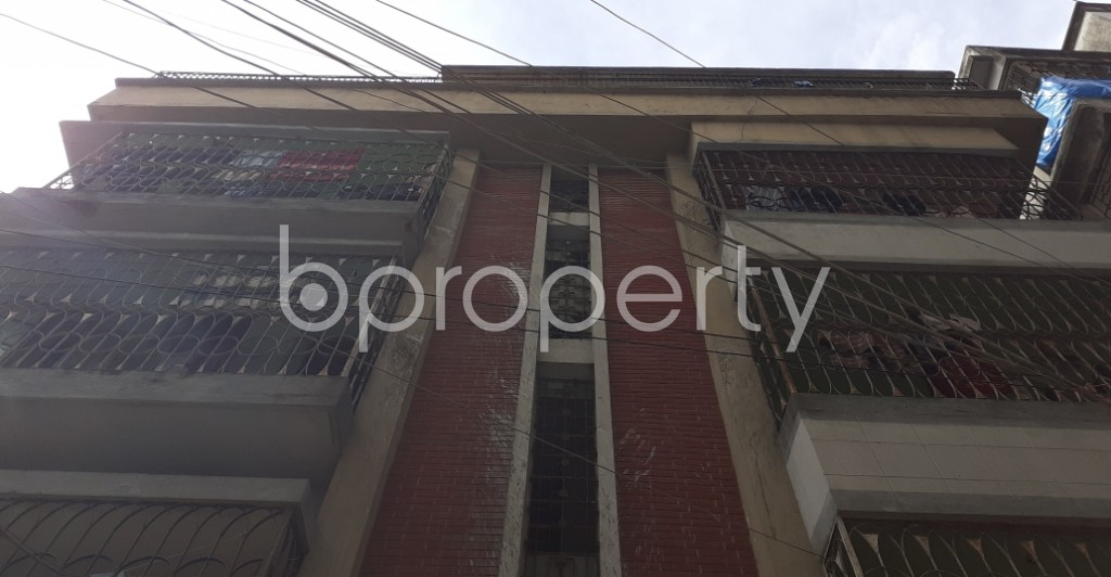 Outside view - 2 Bed Apartment to Rent in Dhanmondi, Dhaka - 1944597