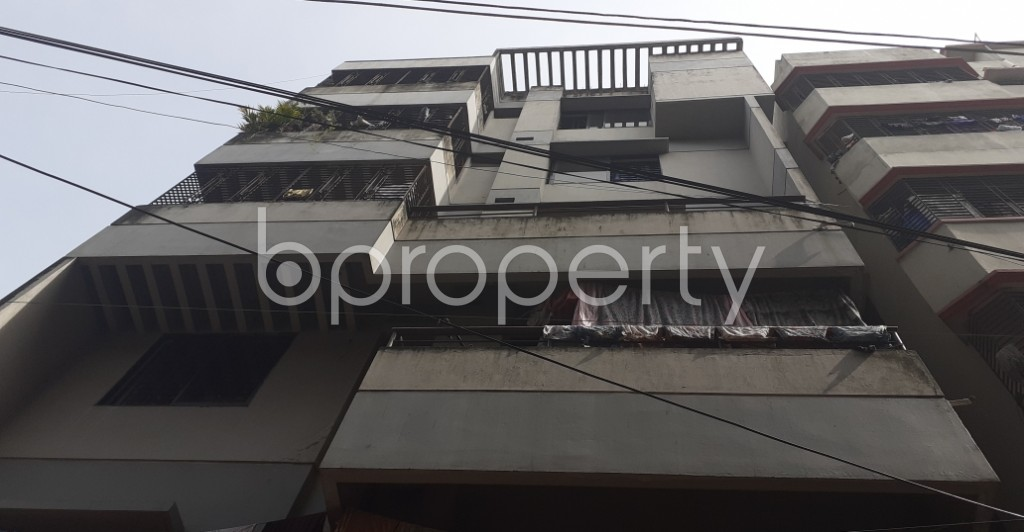Outside view - 2 Bed Apartment to Rent in Dhanmondi, Dhaka - 1944599