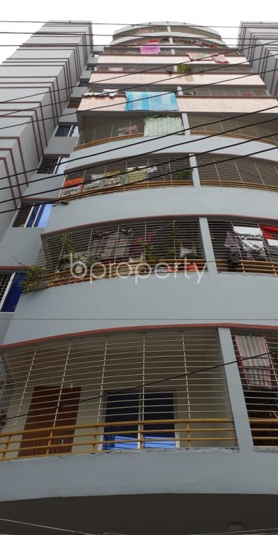 Outside view - 3 Bed Apartment for Sale in Gazipur Sadar Upazila, Gazipur - 1944696