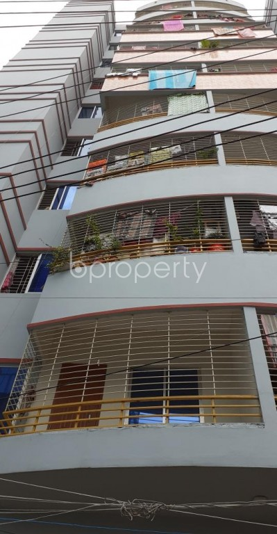 Outside view - 2 Bed Apartment for Sale in Gazipur Sadar Upazila, Gazipur - 1944697