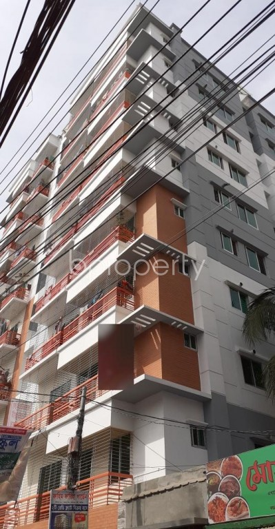 Outside view - 3 Bed Apartment for Sale in Gazipur Sadar Upazila, Gazipur - 1944699