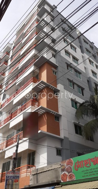 Outside view - 3 Bed Apartment for Sale in Gazipur Sadar Upazila, Gazipur - 1944700