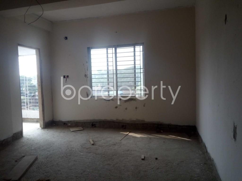 Bedroom - 3 Bed Apartment for Sale in 33 No. Firingee Bazaar Ward, Chattogram - 1944704