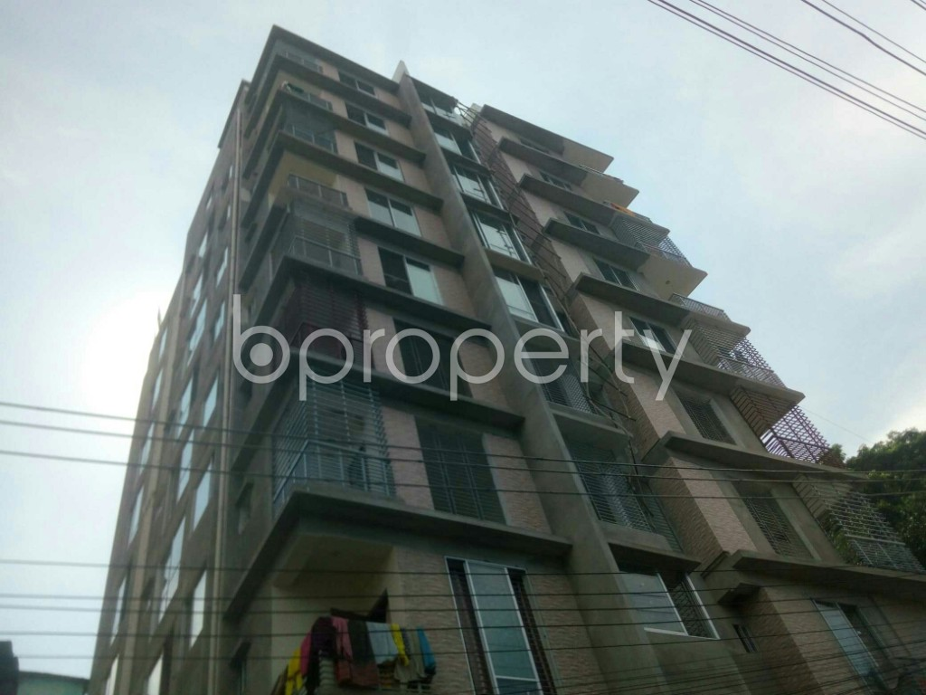 Outside view - 3 Bed Apartment to Rent in 16 No. Chawk Bazaar Ward, Chattogram - 1944812