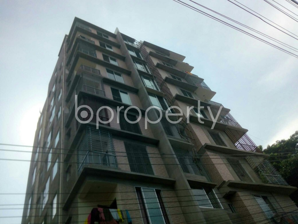 Outside view - 2 Bed Apartment to Rent in 16 No. Chawk Bazaar Ward, Chattogram - 1944815