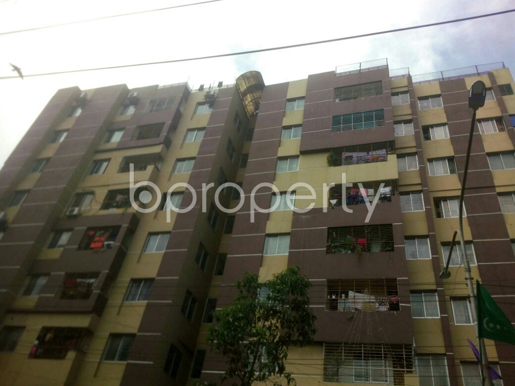 Front view - 3 Bed Apartment to Rent in 16 No. Chawk Bazaar Ward, Chattogram - 1944816