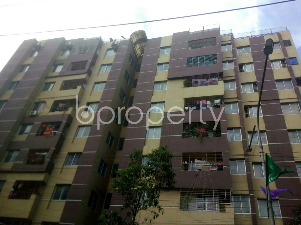 Front view - 3 Bed Apartment to Rent in 16 No. Chawk Bazaar Ward, Chattogram - 1944817