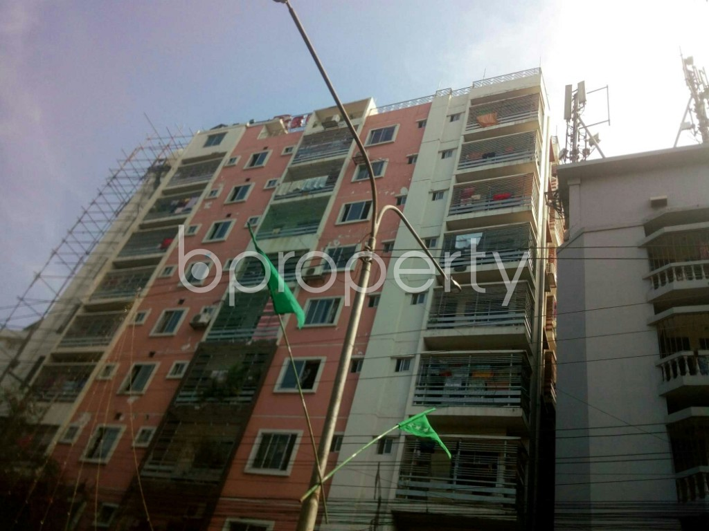 Front view - 3 Bed Apartment to Rent in 16 No. Chawk Bazaar Ward, Chattogram - 1944818