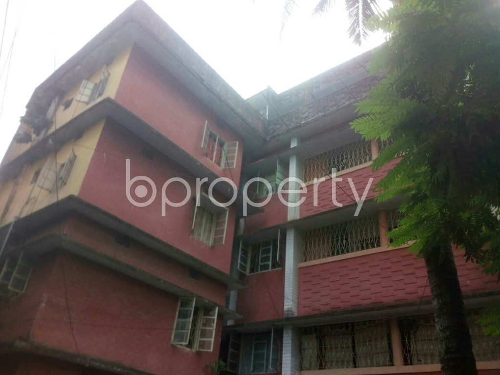 Outside view - 1 Bed Apartment to Rent in 16 No. Chawk Bazaar Ward, Chattogram - 1944823