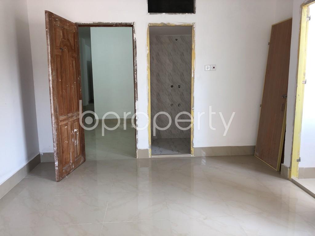 Bedroom - 2 Bed Apartment for Sale in Gazipur Sadar Upazila, Gazipur - 1940531
