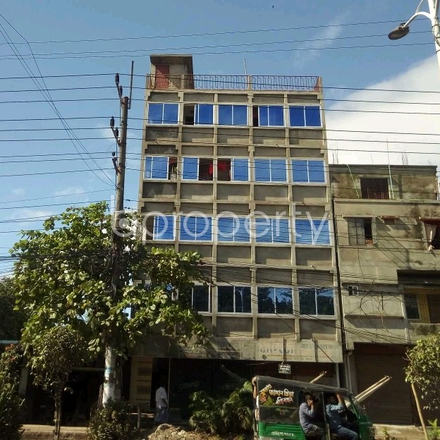 Outside view - 2 Bed Apartment to Rent in Halishahar, Chattogram - 1944897
