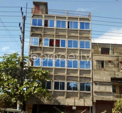 Outside view - 2 Bed Apartment to Rent in Halishahar, Chattogram - 1944899