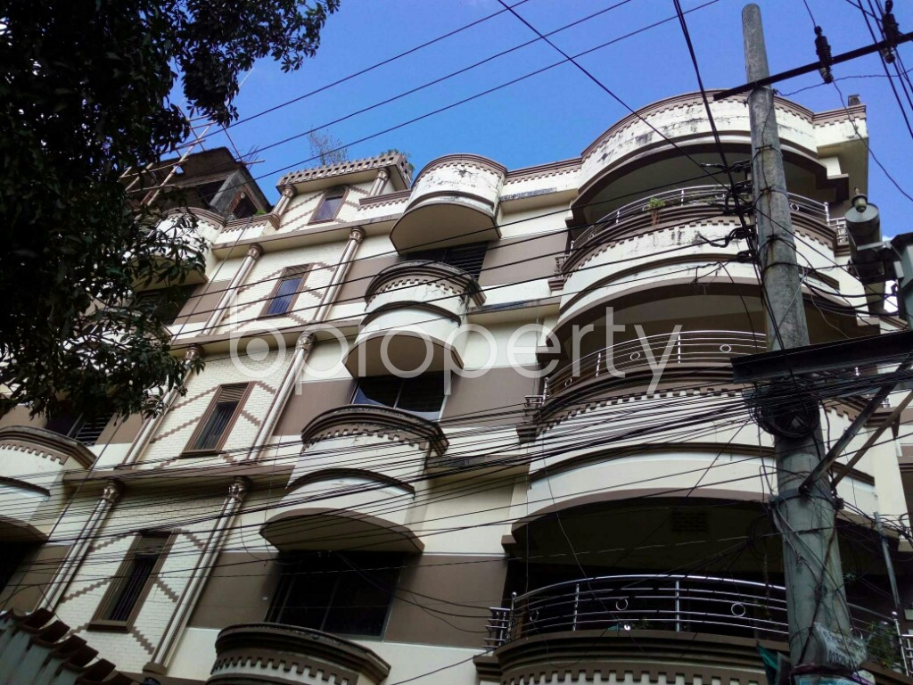 Front view - 2 Bed Apartment to Rent in Double Mooring, Chattogram - 1944909