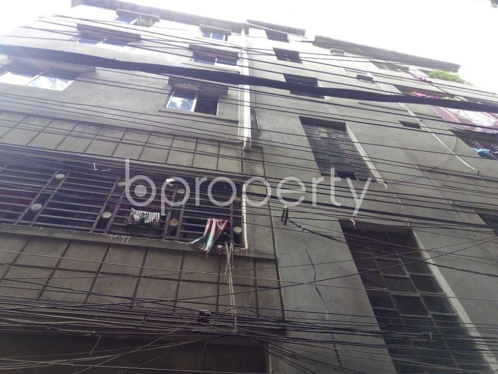 Front view - 3 Bed Apartment to Rent in Lalbagh, Dhaka - 1944921