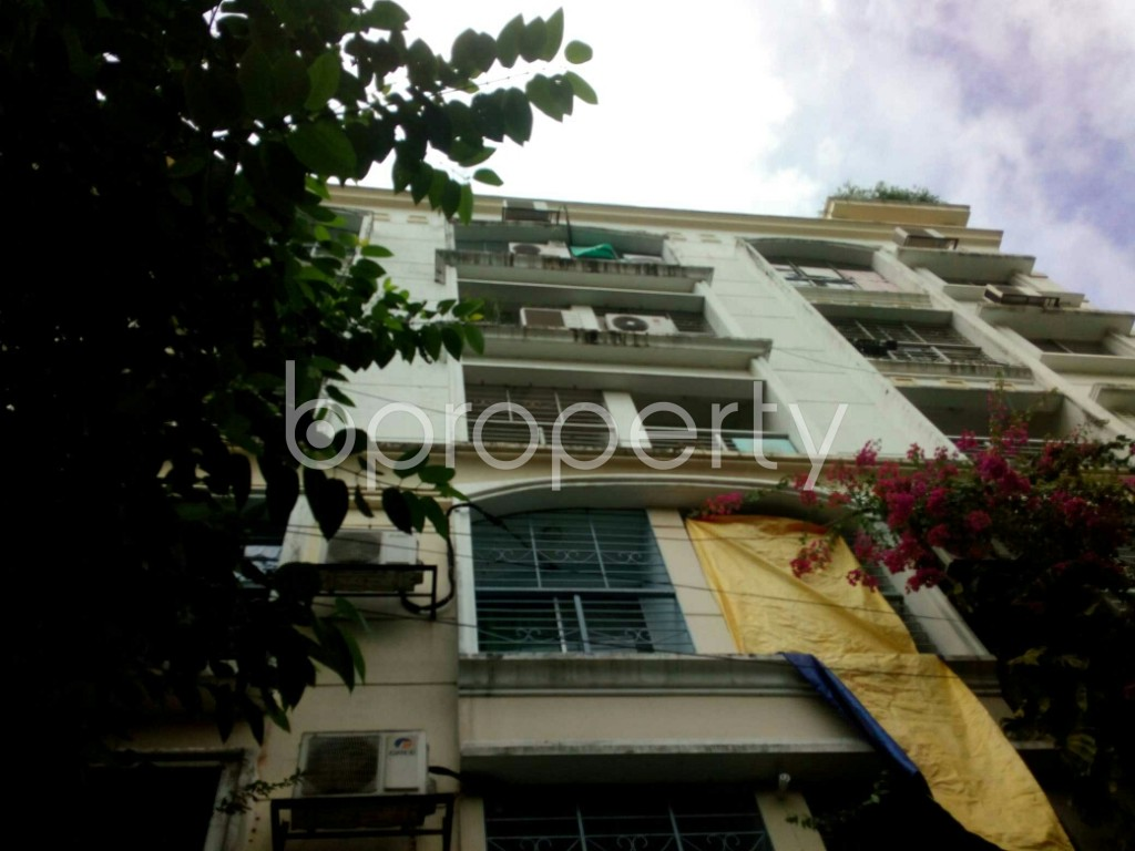 Front view - 3 Bed Apartment for Sale in Khulshi, Chattogram - 1944986