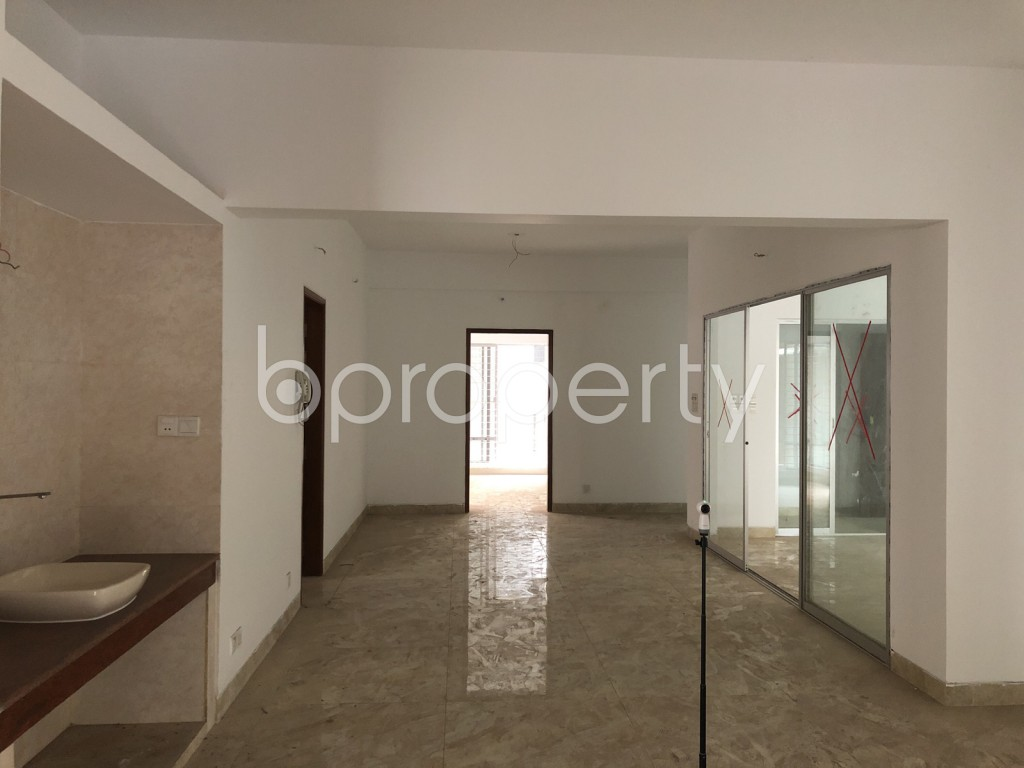 Dining area - 3 Bed Apartment to Rent in Dhanmondi, Dhaka - 1920999
