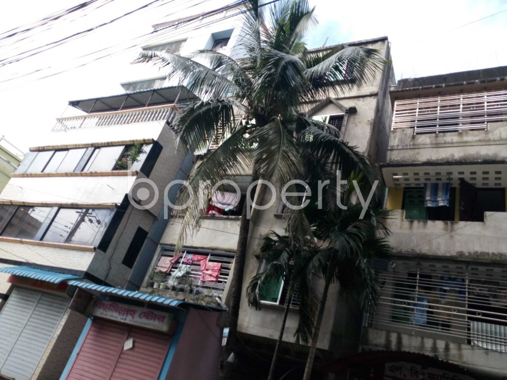 Front view - 2 Bed Apartment to Rent in Halishahar, Chattogram - 1945032