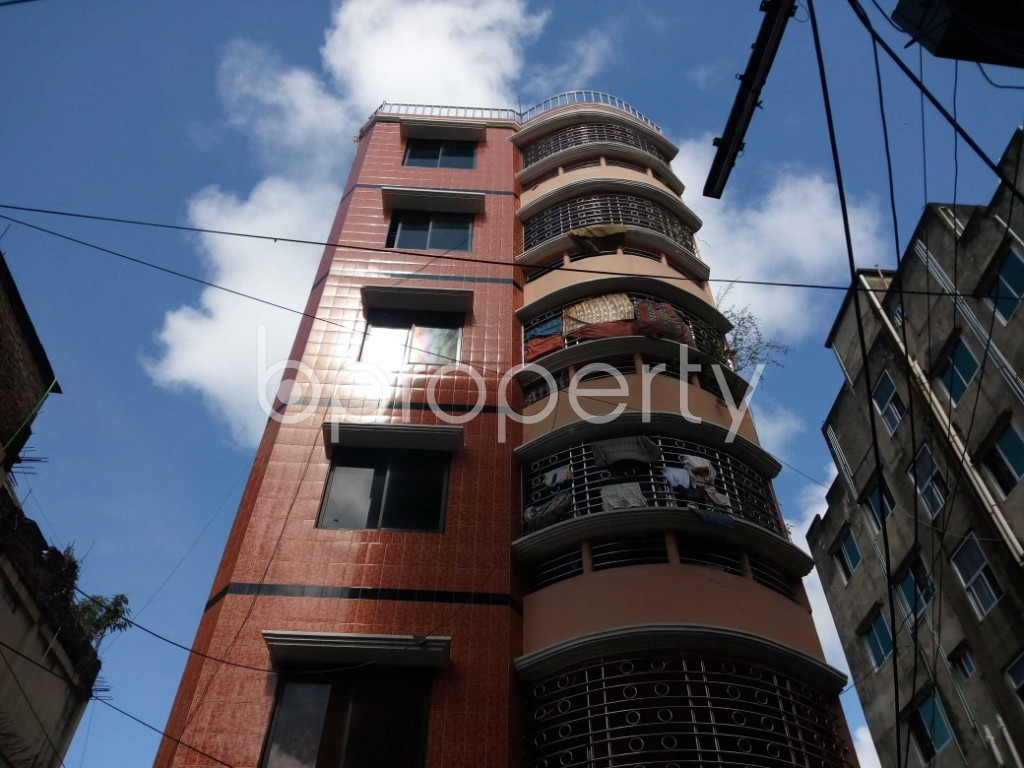 Front view - 2 Bed Apartment to Rent in Halishahar, Chattogram - 1945033