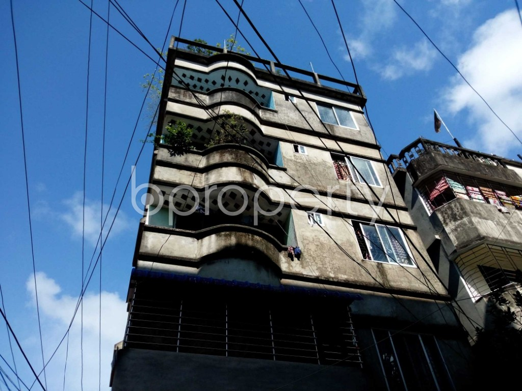 Front view - 2 Bed Apartment to Rent in Halishahar, Chattogram - 1945034