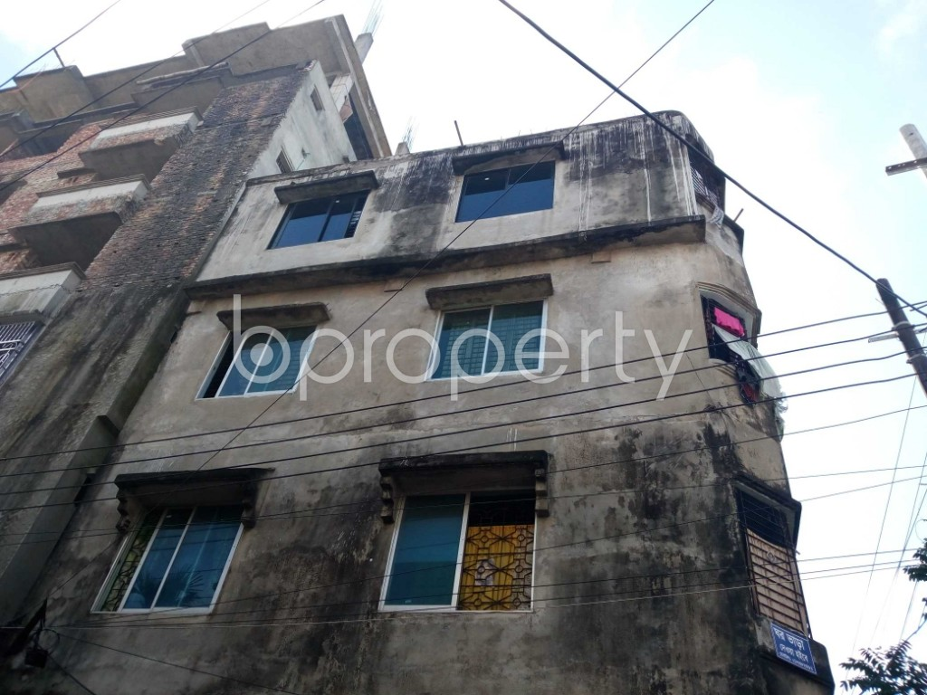 Front view - 1 Bed Apartment to Rent in Halishahar, Chattogram - 1945036
