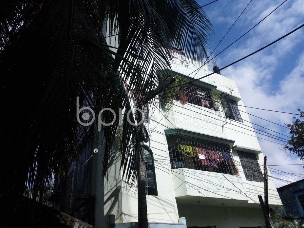 Front view - 2 Bed Apartment to Rent in Halishahar, Chattogram - 1945038
